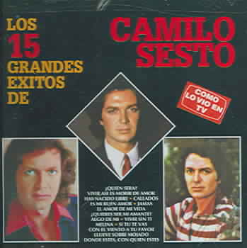 15 GRANDES EXITOS VOL 1:PETICION D BY SESTO,CAMILO (CD)